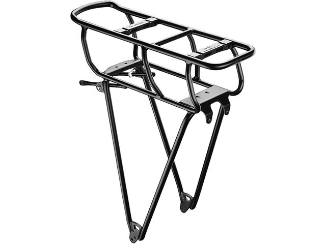 "Racktime E-Rack Rack For Shimano Steps 26"", black"